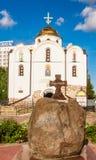Εκκλησία Annunciation Βιτσέμπσκ Στοκ Εικόνα