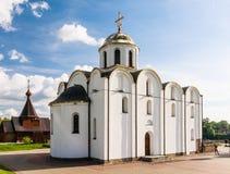 Εκκλησία Annunciation και η εκκλησία του ιερού πρίγκηπα Αλέξανδρος Nevsky Βιτσέμπσκ Στοκ φωτογραφίες με δικαίωμα ελεύθερης χρήσης