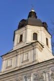 Εκκλησία Annunciation στο μοναστήρι Bratsky Κίεβο, Ουκρανία Στοκ Φωτογραφία