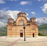 Εκκλησία Annunciation της ευλογημένης Virgin Βοσνία και αυτή Στοκ Εικόνες