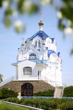Εκκλησία Annunciation της ευλογημένης Virgin στο μοναστήρι Mgarsky Στοκ φωτογραφίες με δικαίωμα ελεύθερης χρήσης