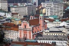 Εκκλησία Annunciation Στοκ εικόνα με δικαίωμα ελεύθερης χρήσης