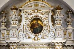 Εκκλησία apse Στοκ φωτογραφία με δικαίωμα ελεύθερης χρήσης