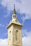 Εκκλησία BA Harim του ST John, Ιερουσαλήμ Στοκ Εικόνες