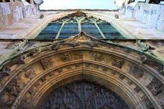 Εκκλησία Beverley του ST Mary Στοκ εικόνα με δικαίωμα ελεύθερης χρήσης