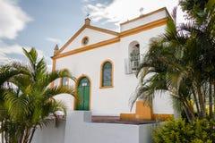 Εκκλησία Biguaçu αρχαγγέλων Αγίου Michael στοκ φωτογραφίες με δικαίωμα ελεύθερης χρήσης
