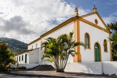 Εκκλησία Biguaçu αρχαγγέλων Αγίου Michael στοκ φωτογραφία με δικαίωμα ελεύθερης χρήσης