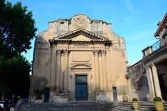 Εκκλησία Carmelites, Arles, Γαλλία Στοκ Εικόνες