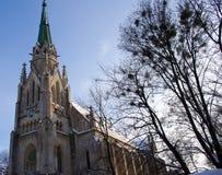 Εκκλησία Chernivtsy Στοκ Εικόνα