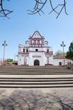 Εκκλησία Chiapa de Corzo, Μεξικό στοκ εικόνες