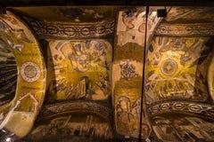 Εκκλησία Chora στη Ιστανμπούλ Τουρκία Στοκ Φωτογραφίες