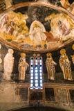 Εκκλησία Chora στη Ιστανμπούλ Τουρκία Στοκ Εικόνες