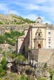 Εκκλησία Cuenca Στοκ Φωτογραφία