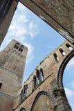 Εκκλησία Damme στο Βέλγιο στοκ εικόνες