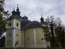 Εκκλησία Daruvar, Κροατία στοκ φωτογραφία