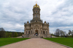 εκκλησία dubrovitsy Στοκ φωτογραφίες με δικαίωμα ελεύθερης χρήσης