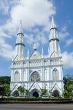 Εκκλησία EL Carmen/πόλη του Παναμά Στοκ Εικόνες