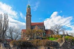 Εκκλησία Engelbrekts στη Στοκχόλμη, Σουηδία Στοκ εικόνες με δικαίωμα ελεύθερης χρήσης