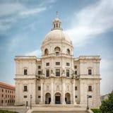 Εκκλησία Engracia Santa, ή εθνικό Pantheon στη Λισσαβώνα, Πορτογαλία στοκ εικόνες με δικαίωμα ελεύθερης χρήσης