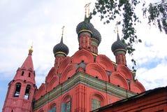 Εκκλησία Epiphany σε Yaroslavl (Ρωσία) Στοκ Εικόνα