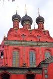 Εκκλησία Epiphany σε Yaroslavl (Ρωσία) Στοκ Φωτογραφία