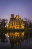 Εκκλησία Feuersee Στοκ εικόνες με δικαίωμα ελεύθερης χρήσης
