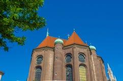 Εκκλησία Frauenkirche στο Μόναχο, Γερμανία Στοκ φωτογραφίες με δικαίωμα ελεύθερης χρήσης