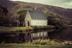 εκκλησία gougane Ιρλανδία ένα barra η μικρότερη Στοκ εικόνες με δικαίωμα ελεύθερης χρήσης