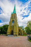 Εκκλησία Haga στο στο κέντρο της πόλης Γκέτεμπουργκ Στοκ εικόνα με δικαίωμα ελεύθερης χρήσης
