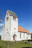 Εκκλησία Hamra στη Gotland Στοκ Εικόνες