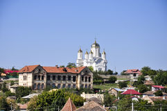 Εκκλησία Harsova Στοκ Εικόνες