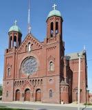 Εκκλησία Haute Terre Στοκ φωτογραφία με δικαίωμα ελεύθερης χρήσης