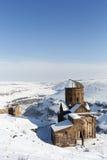 Εκκλησία Honents Tigran στην αρχαία πόλη Ani, Kars, Τουρκία Στοκ Φωτογραφία
