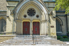 εκκλησία james ST καθεδρικών ν&alp Στοκ εικόνα με δικαίωμα ελεύθερης χρήσης