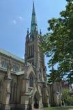 εκκλησία james ST καθεδρικών ν&alp Στοκ Εικόνες