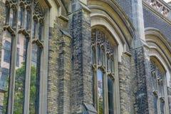εκκλησία james ST καθεδρικών ν&alp Στοκ Εικόνα