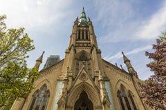 εκκλησία james ST καθεδρικών ν&alp Στοκ εικόνες με δικαίωμα ελεύθερης χρήσης