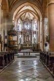 εκκλησία james ST Στοκ φωτογραφίες με δικαίωμα ελεύθερης χρήσης