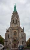 Εκκλησία Jesuit Chernovtsy Στοκ φωτογραφία με δικαίωμα ελεύθερης χρήσης