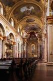 Εκκλησία Jesuits στοκ φωτογραφία με δικαίωμα ελεύθερης χρήσης