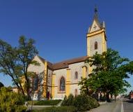 εκκλησία John nepomuk ST Στοκ Εικόνες