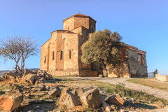 Εκκλησία Jvari Στοκ φωτογραφίες με δικαίωμα ελεύθερης χρήσης