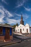 Εκκλησία LE Diamand, Μαρτινίκα στοκ φωτογραφία με δικαίωμα ελεύθερης χρήσης