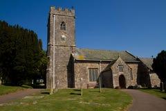 Εκκλησία Devon Αγγλία Στοκ Εικόνες