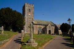 Εκκλησία Αγγλία του Devon Στοκ φωτογραφία με δικαίωμα ελεύθερης χρήσης