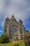Εκκλησία Luzia Santa Στοκ φωτογραφία με δικαίωμα ελεύθερης χρήσης