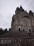 Εκκλησία Luzia Santa Στοκ εικόνες με δικαίωμα ελεύθερης χρήσης