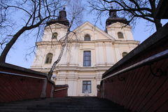 Εκκλησία, Lvov, Ουκρανία Στοκ εικόνες με δικαίωμα ελεύθερης χρήσης