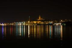 Εκκλησία Masthuggets και ο πύργος του ναυτικού Στοκ φωτογραφίες με δικαίωμα ελεύθερης χρήσης