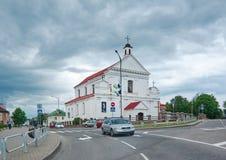 εκκλησία michaels ST Στοκ εικόνα με δικαίωμα ελεύθερης χρήσης
